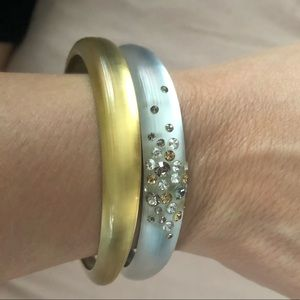 Alexis Bittar Bangle Set